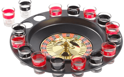 La roulette, le jeu d'alcool qui va en faire tourner plus d'un !