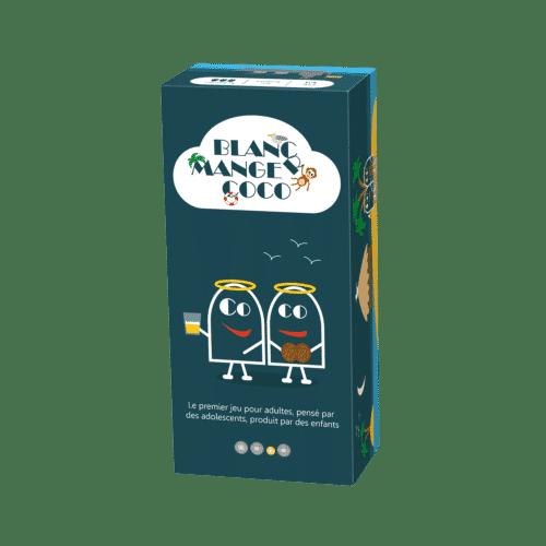 Blanc manger coco : Le jeu qui va révéler votre humour