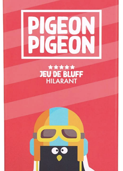 Pigeon pigeon, le jeu de bluff mythique !