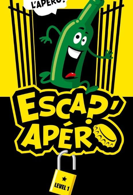 Escap apéro –  Le jeu festif ambiance escape game !